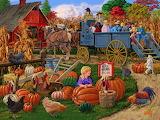 Hay Rides - Joseph Burgess