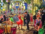 Dancing the Night Away - Steve Crisp