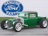 Ford pickup street rod