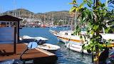 Port of Bodrum Turkey