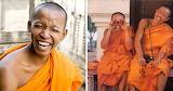 Tibet - Happy Student Monks