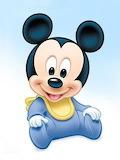 Baby Mickey