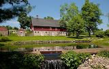 Big Barn and Pond