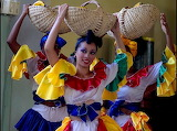 Cuban dancers