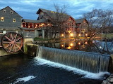 Old Mill River Pigeon Forge TN