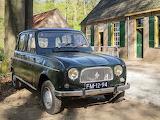 Renault 4 Openluchtmuseum Arnhem