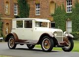 1924 Hudson Super Six Coach