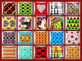 ☺♥ Colorful cushions...