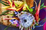 Tropical Flowers Bouquet 2