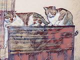Caturday Art 25.07.20
