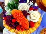 Cuda z warzyw i owoców
