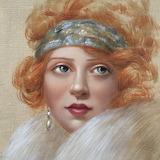 A Vintage Beauty by Catherine Abel...
