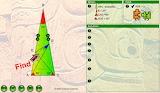 Langley's Problem, Isosceles Triangle, Angle, Lanzon at Chavin