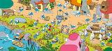 Building Smurf Village