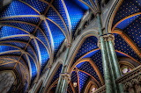 Notre Dame Cathedral Ceiling