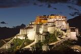 Lhasa, Potala palace, Tibet, China