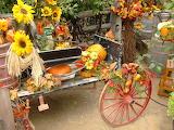 Sidewalk Wagon