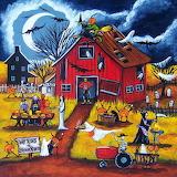 Halloween Hay Rides