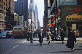 NEW YORK CITY IN THE 1950'S