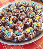 Rotate the choco treats @ Postres rápidos
