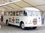 """Volvo """"White Buses"""" - Action of 1949"""