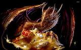 Dragon-guarding-the-treasure-25677-1920x1200