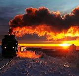 Trains & Sunrises