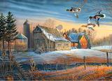 Farmstead Fly-By~ SamTimm