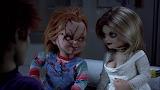 Chucky y tiffany