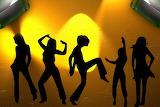 Light party dance festival