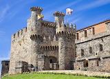 Ponferrada Castle - Spain