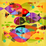 fish by Terry Runyan