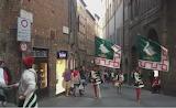 Siena - Contrada dell'Oca maggio, corteo Festa titolare 1