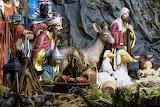 Religion-statue-nativity-man-animal