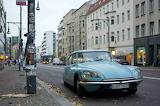 Paris Sixties Citroen DS