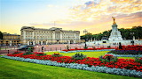 #Buckingham Palace London England