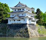 Nagoya Castle, NW Turret, Japan