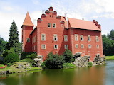 Cervena Lhota Castle - Czech Republic