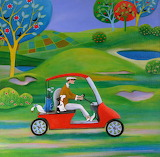 Golfing Day - Iwona Lifsches