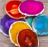 Colorful Geodes
