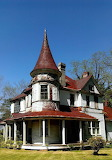 Abandoned Victorian House Chester North Carolina