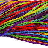 ^ Nylon braided cord