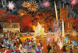 Bonfire Night - Trevor Mitchell