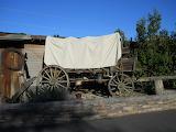 Old Wagon in Oregon