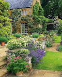 ^ Coton Manor in Northamptonshire, England