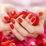 Beautiful Red Nails...