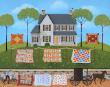 The Quilt Parade - Mary Charles