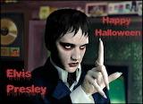 Halloween Elvis Vampire