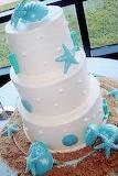 Beach lover's cake @ Deeji