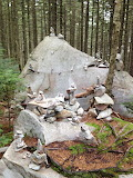 White Rocks Trail Art